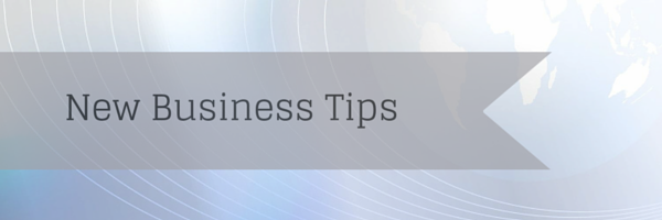 New Business Tips