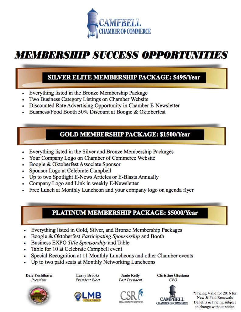 CCC membership opporunities