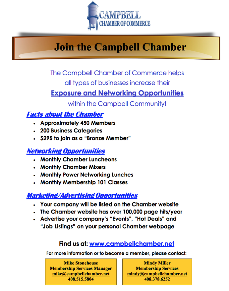 Why Join the Chamber